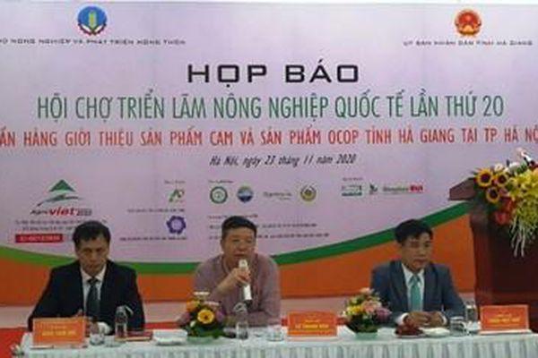 Thúc đẩy tiêu thụ các sản phẩm nông sản Việt