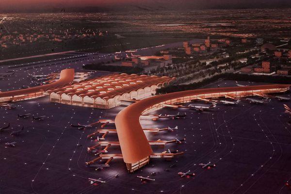 Trung Quốc trúng hợp đồng xây sân bay mới của Campuchia