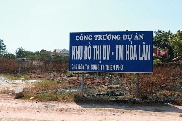 Vụ khu đô thị Hòa Lân bị thâu tóm có nhiều khuất tất