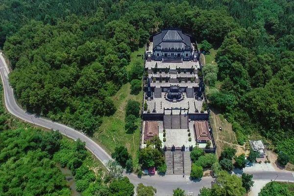 Kiến trúc độc đáo ít biết của 3 lăng tẩm ở cố đô Huế