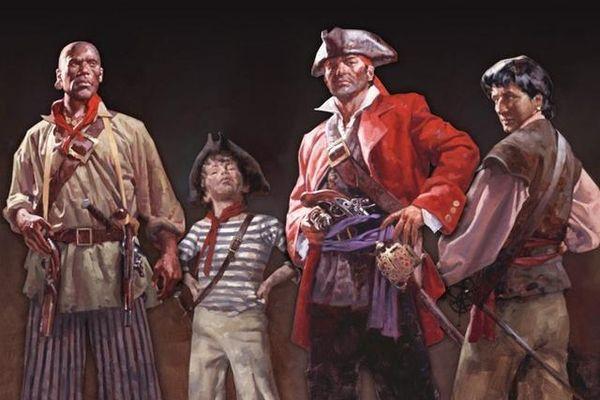 Tìm thấy kho báu khổng lồ của 'Vua hải tặc' Samuel Bellamy