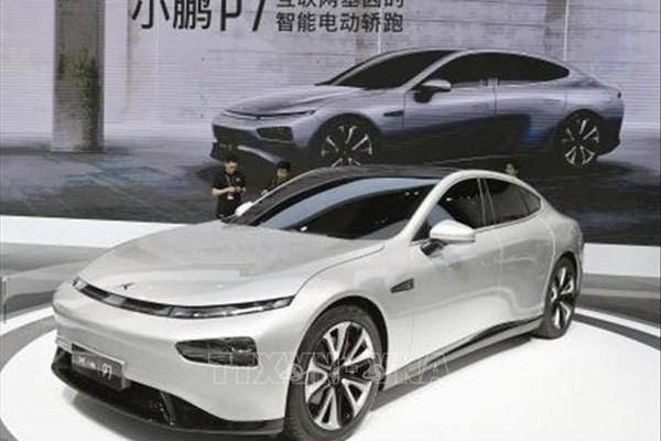Tham vọng trở thành cường quốc xe hơi của Trung Quốc