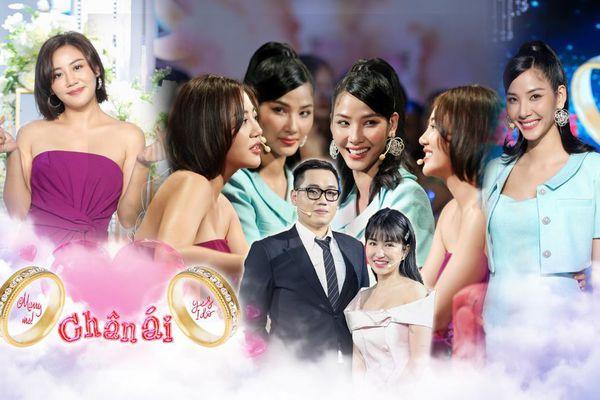 Văn Mai Hương thừa nhận thiếu tỉnh táo khi yêu - Hoàng Thùy lận đận, tìm chồng tương lai tại Chân ái?