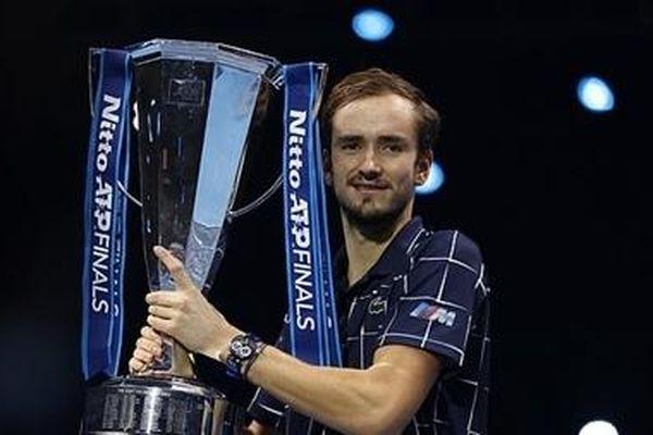 Vô địch ATP Final, Daniil Medvedev nói gì