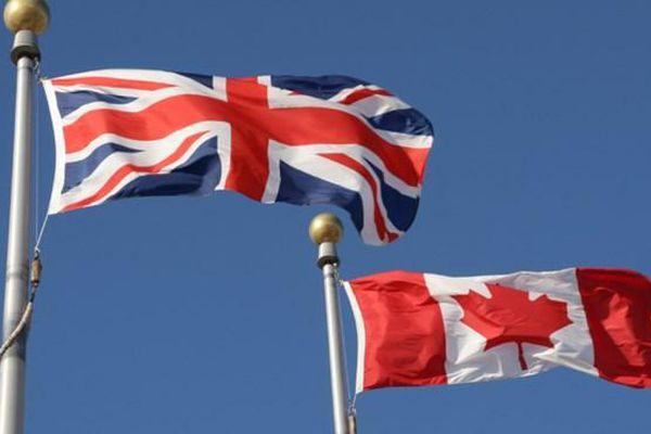 Canada và Anh ký thỏa thuận thương mại tạm thời