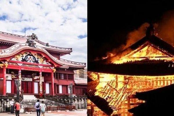 Tòa lâu đài 'đen đủi'nhất Nhật Bản: 'Mới' 600 tuổi mà bị thiêu rụi tới 5 lần, giờ chỉ còn tàn tích
