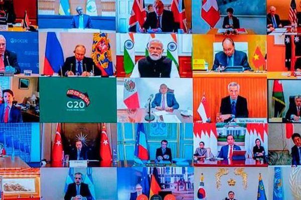 G20 và vaccine ngừa Covid-19