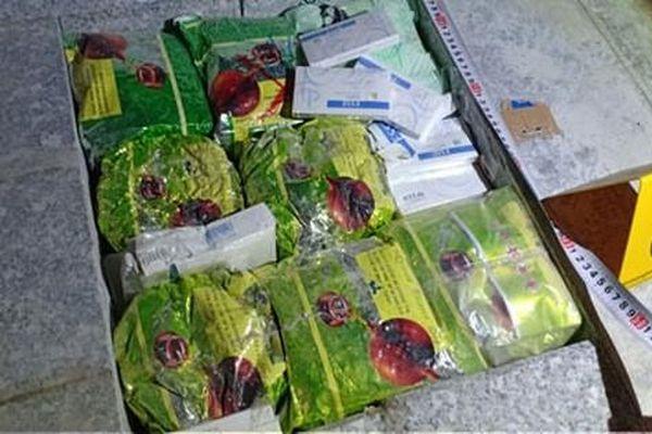 Cảnh báo cung đường buôn ma túy 'khủng'