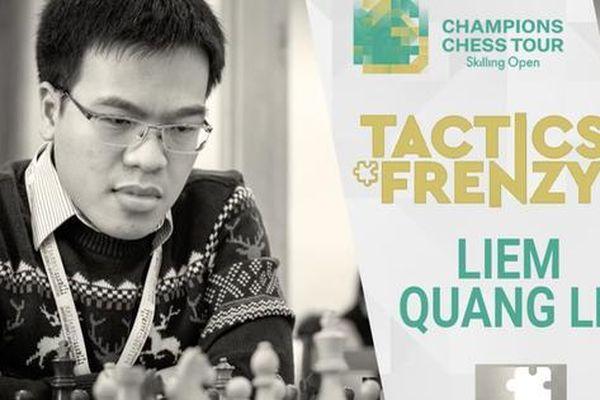Lê Quang Liêm thua cựu đồng môn, hạ 'vua cờ chớp' Nakamura
