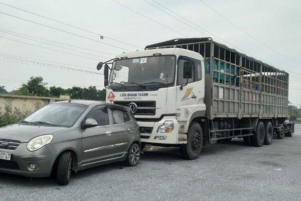 Công ty gas ở Thái Bình bị đối thủ chơi xấu: Công an nói gì?