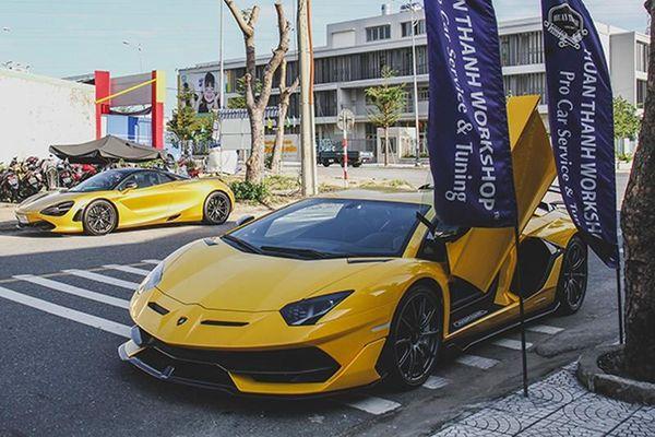 Đại gia Đà Nẵng tậu Lamborghini Aventador SVJ hơn 53 tỷ đồng
