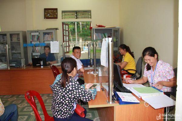Huyện miền núi Nghệ An 'phủ sóng' giao ban trực tuyến với các xã