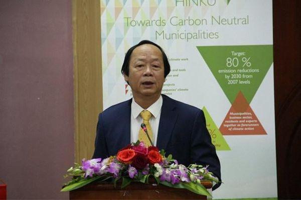 Hội nghị Quan chức cao cấp ASEAN về môi trường hướng tới hệ sinh thái
