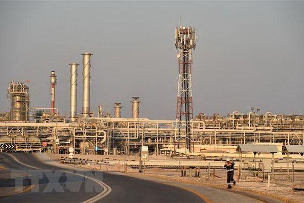 Saudi Aramco: Houthi tấn công không gây ảnh hưởng tới nguồn cung dầu