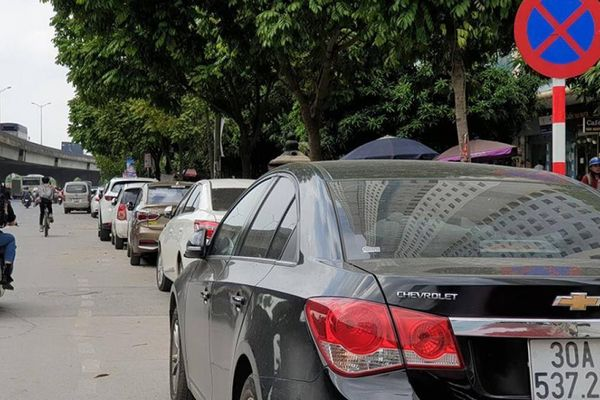Chủ đầu tư chung cư 'quên' chỗ đỗ xe, xử thế nào?