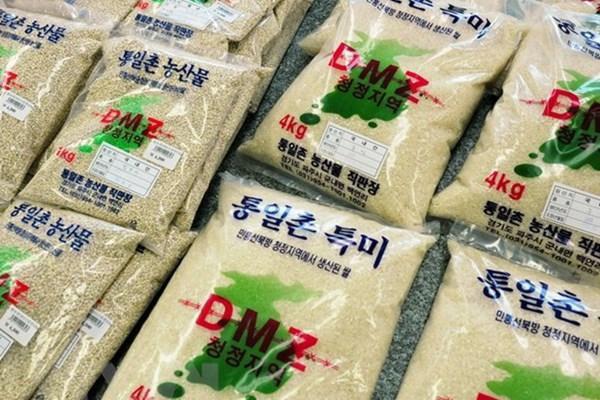 Hàn Quốc xuất kho dự trữ gạo trong bối cảnh sản lượng sụt giảm