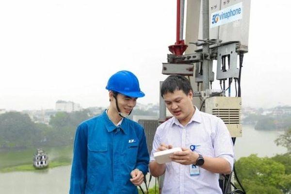 Vinaphone phát sóng 5G tại Hà Nội và TP. HCM vào tháng 12/2020