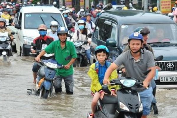 Hàng triệu người dân được hưởng lợi 'Chương trình thoát nước và chống ngập đô thị'