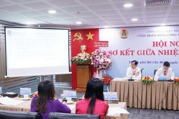 Công đoàn cơ sở đóng góp cho hoạt động Công đoàn PV GAS
