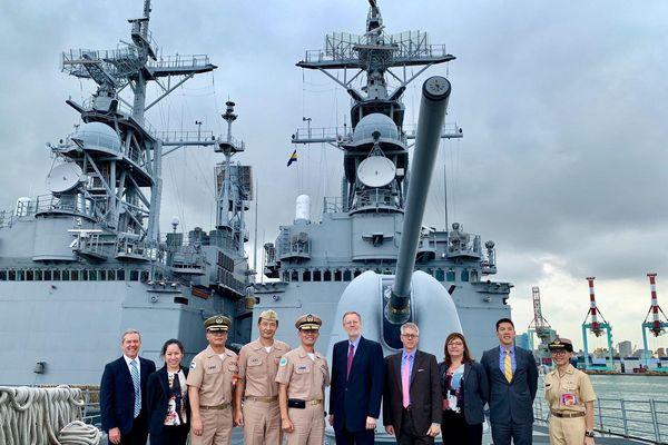 Mỹ giúp Đài Loan tự đóng tàu ngầm, Trung Quốc nổi xung