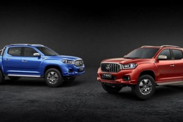 Xe bán tải Trung Quốc Maxus T60 ra mắt tại Malaysia giá từ 565 triệu đồng