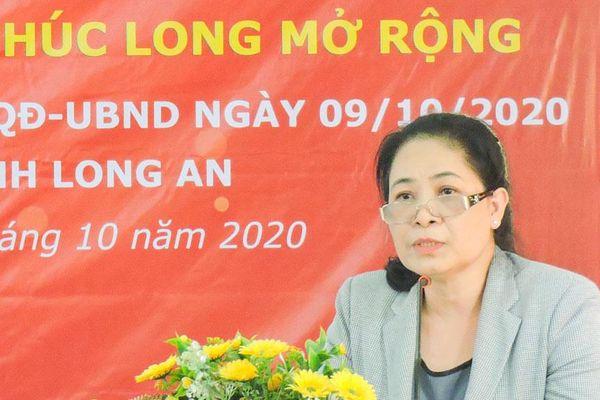Công bố đề án quy hoạch 1/2000 Khu công nghiệp Phúc Long mở rộng