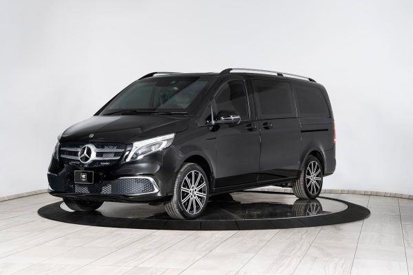 Vừa ra mắt, Mercedes-Benz V-Class đã có phiên bản chống đạn