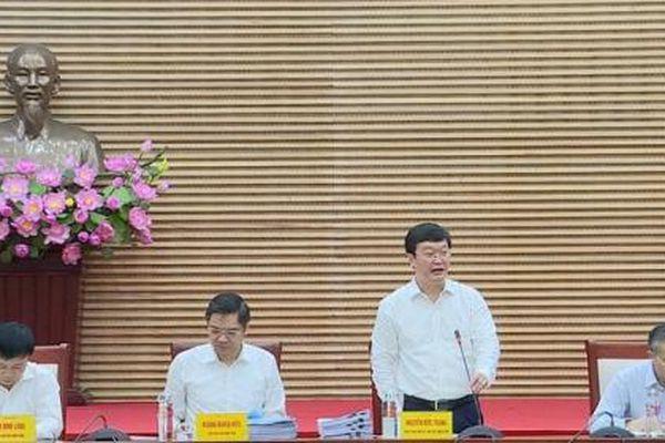 Nghệ An: Phấn đấu GRDP bình quân đầu người đạt 48-49 triệu đồng trong 2021