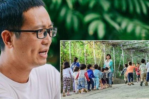 Cách xử lý 'quân phiệt' khi học sinh đi toilet không bỏ giày đúng chỗ và triết lý giáo dục 'yêu thương cần tàn nhẫn' ở 1 ngôi trường tại Hà Nội