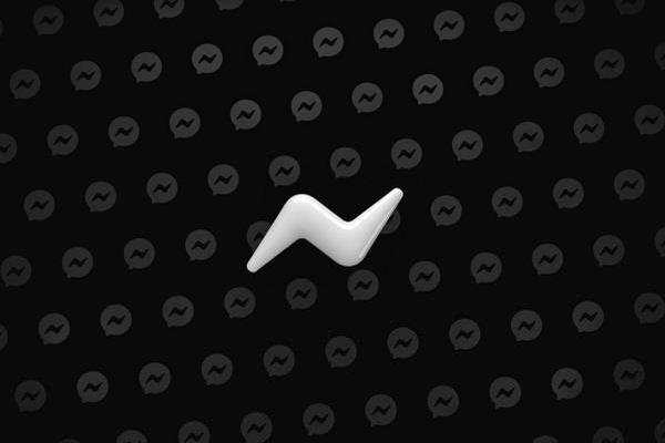 Nhân sự kiện Black Friday, Facebook Messenger bổ sung thêm chủ đề trắng - đen