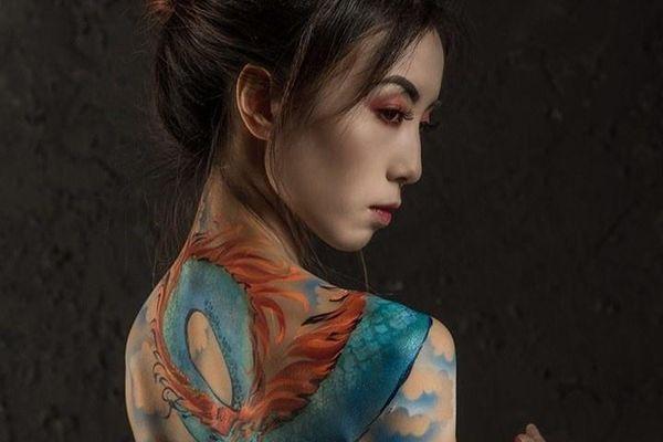 8 hình xăm biểu tượng của người Nhật Bản