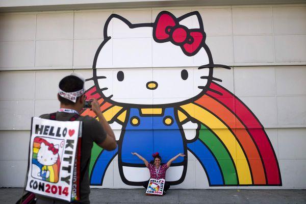 Cách Hello Kitty và các biểu tượng văn hóa Nhật chinh phục thế giới