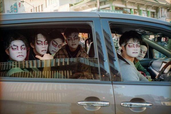 Ảnh cực độc về cuộc sống đời thường ở Nhật Bản