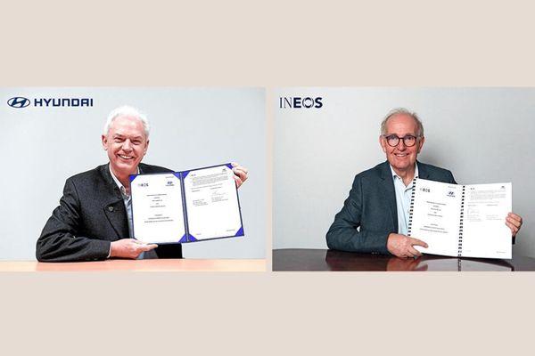 Hyundai Motor và INEOS cùng nhau nghiên cứu công nghệ hydrogen