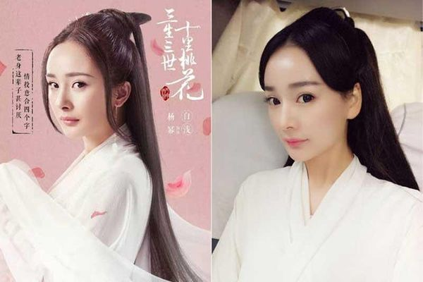 'Choáng' với nhan sắc dàn diễn viên đóng thế y bản chính của dàn sao đình đám Hoa Ngữ