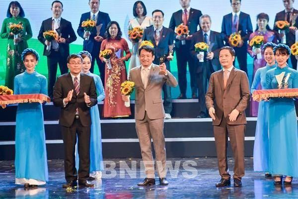 OCB được vinh danh 'Thương hiệu quốc gia Việt Nam năm 2020'