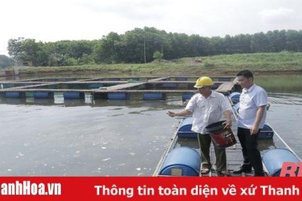 Xã Hải Long trên đường 'về đích' nông thôn mới nâng cao