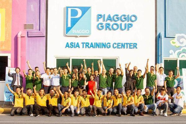 Cuộc thi kỹ thuật viên giỏi 2020 của Piaggio Việt Nam đã có nhà vô địch