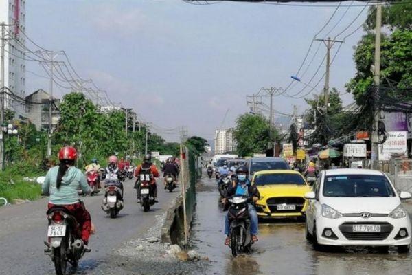 TP.HCM: Nâng cấp đường Lương Định Của, điều chỉnh thành một chiều
