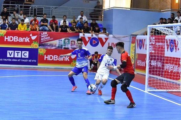 Thắng nghẹt thở bằng loạt sút penalty, Thái Sơn Nam bảo vệ thành công ngôi vô địch
