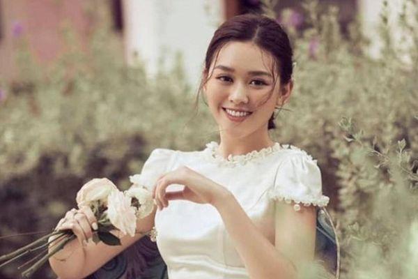 Á hậu Tường San bị soi mói vì sinh năm 2000 đã lấy chồng?