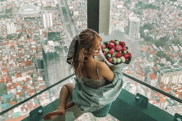 Góc check-in đẹp ở 4 tòa nhà cao nhất Việt Nam