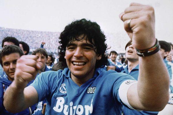 'Áp lực khiến mặt tối trong con người Maradona trỗi dậy'