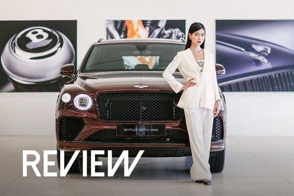 Đánh giá Bentley Bentayga V8 2021 tại Việt Nam