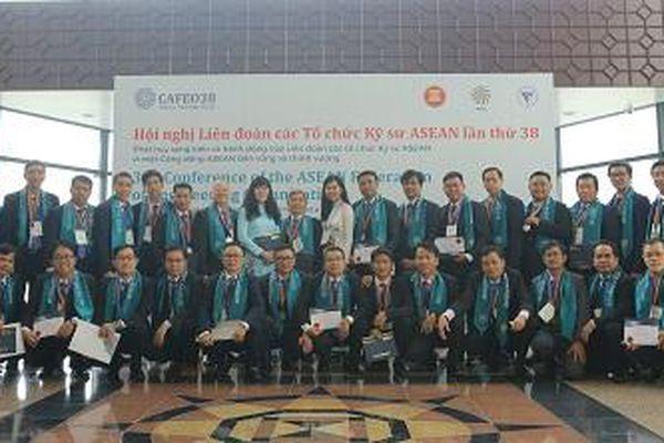 Thêm 44 kỹ sư điện lực TPHCM được nhận chứng chỉ Kỹ sư chuyên nghiệp ASEAN