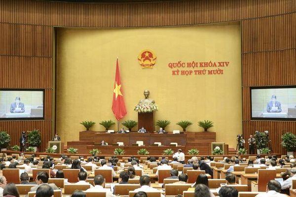 Nghị quyết của Quốc hội về dự toán ngân sách nhà nước năm 2021