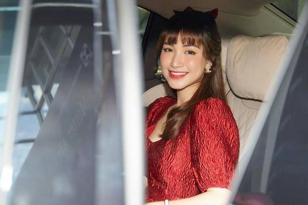 Dù có chồng giàu có, Hòa Minzy vẫn được hội chị em khen ngợi vì quan điểm này