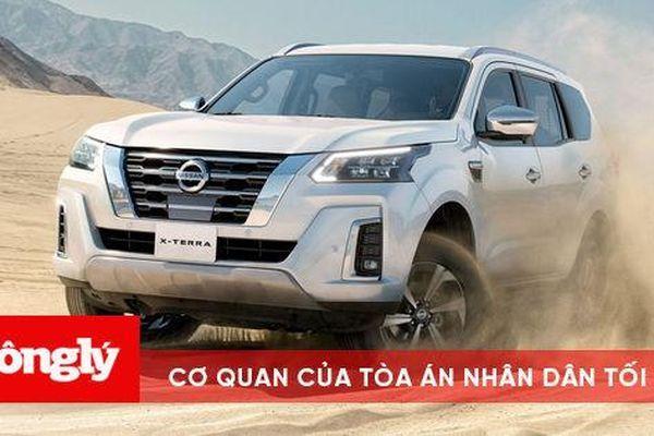 Nissan Terra 2021chính thức trình làng