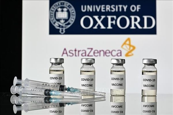 Anh yêu cầu bên thứ ba đánh giá độc lập về vaccine của AstraZeneca