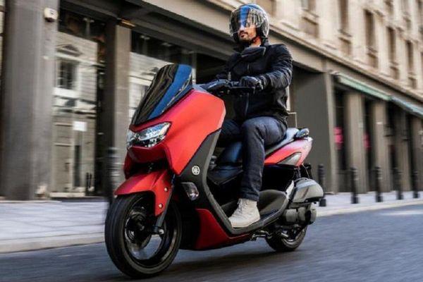 2020 Yamaha NMax 125/155 chinh phục thị trường châuÂu